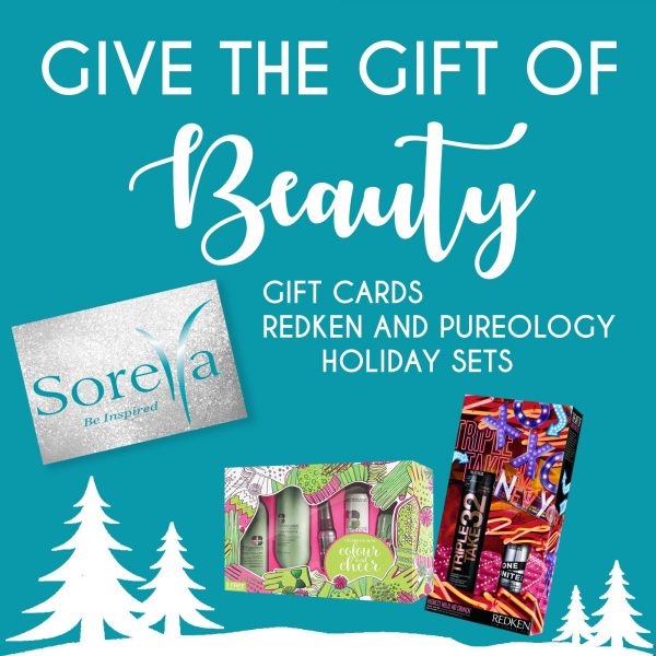 give the gift of beauty image